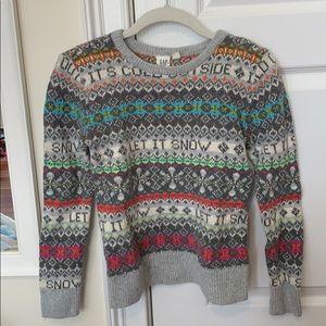 GAP Girls Sweater